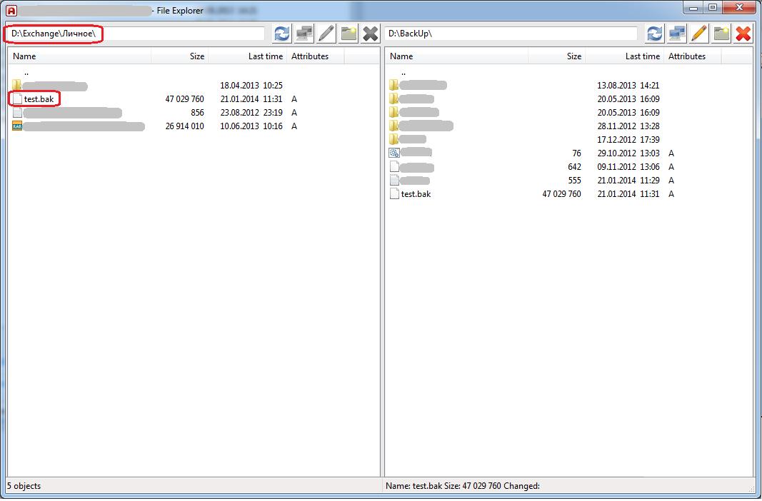 Ammy Admin - File explorer_download complete