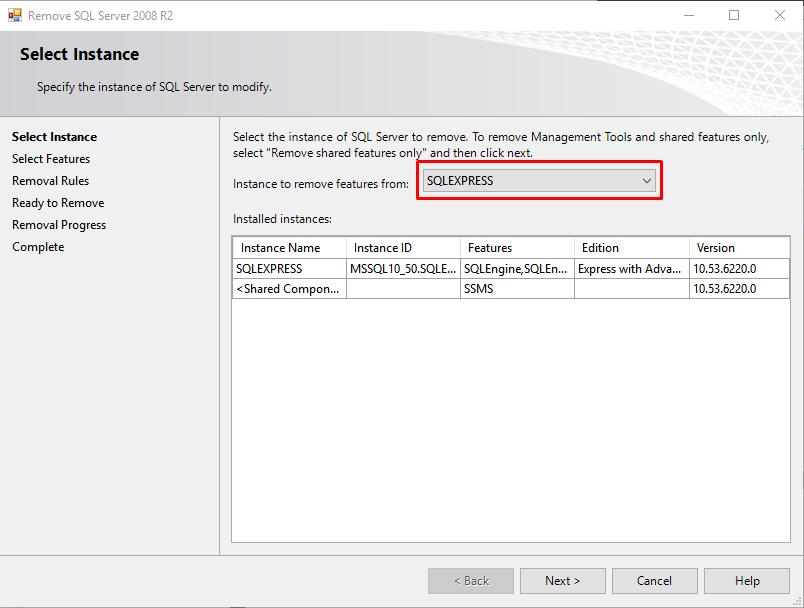 remove-sql-server-2008-r2