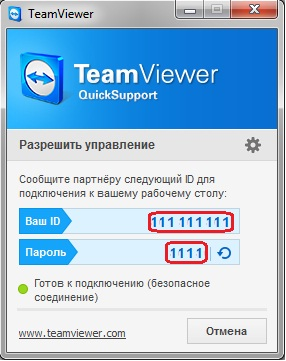 TeamViewer Quick Support_Main