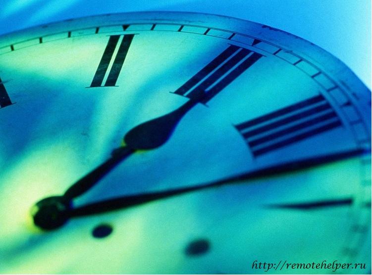 перевод времени