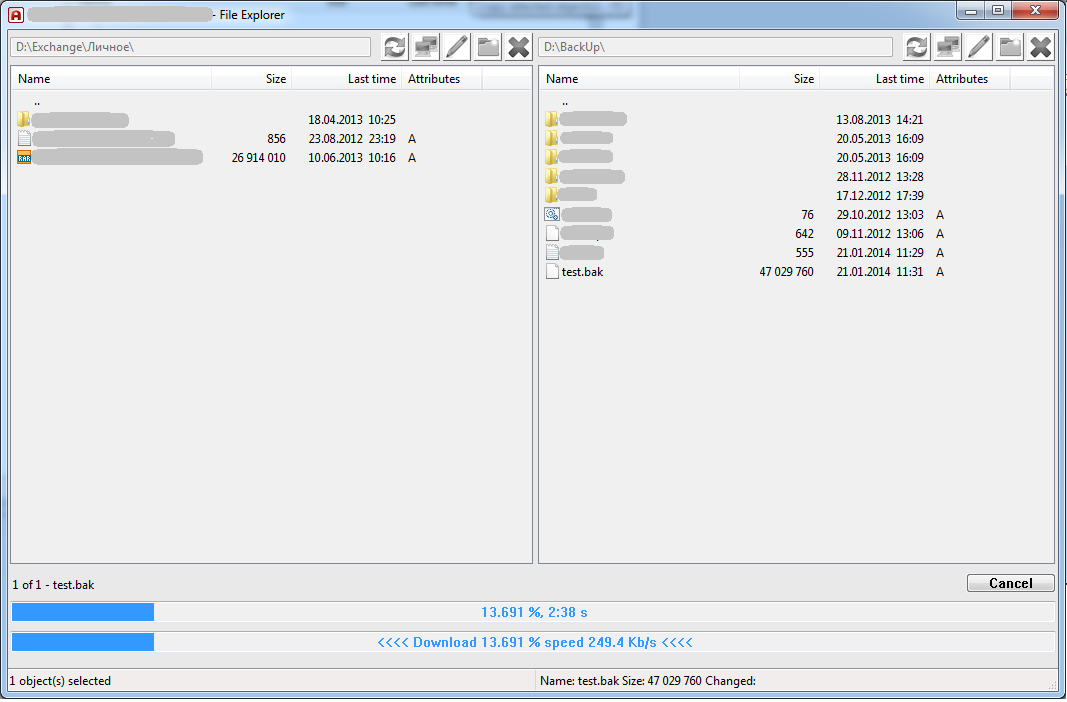 Ammy Admin - File explorer_download