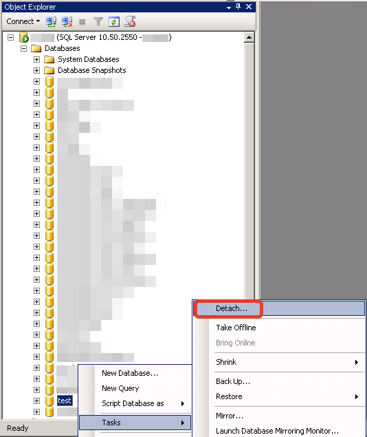 MS SQL Server - Detach (2) (2)