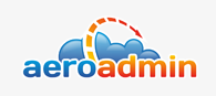 AeroAdmin - logo